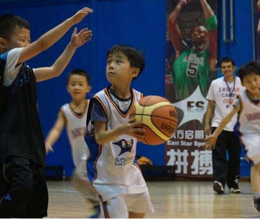 武汉篮球培训