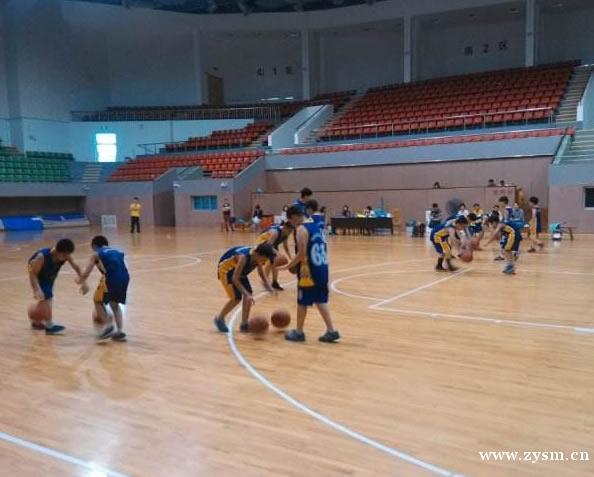 武汉少儿篮球培训班