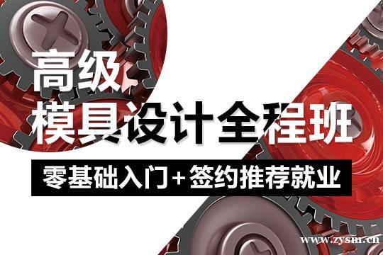上海工业模具设计培训学校,传授工厂实战模具技术