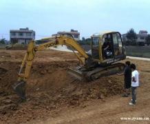萍乡挖掘机培训学费多少钱